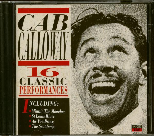 16 Classic Performances (CD)