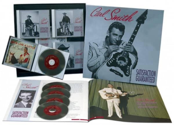Satisfaction Guaranteed (5-CD)