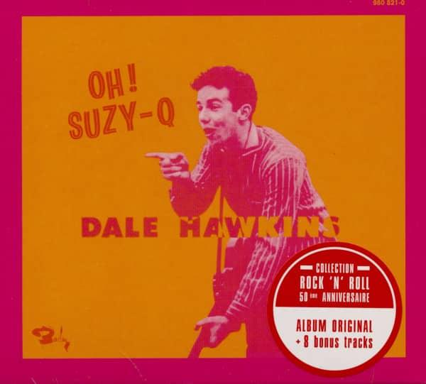 Oh Suzie Q (CD)