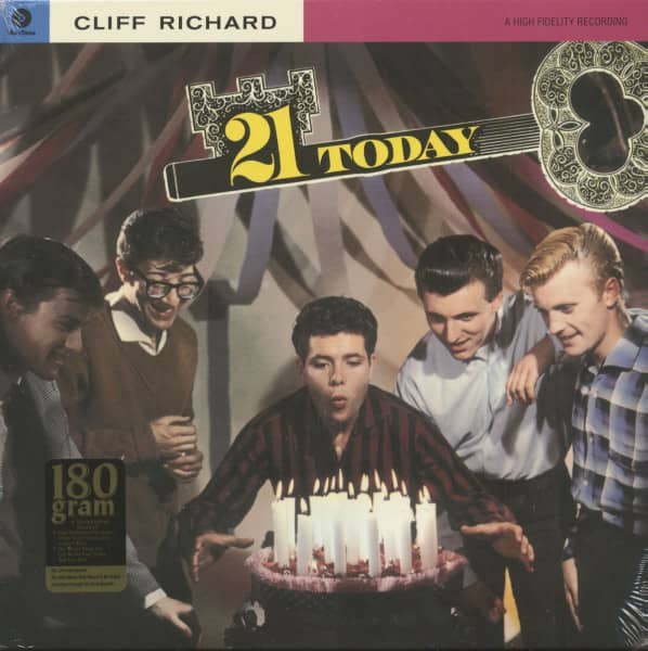 21 Today (LP, 180g Vinyl)