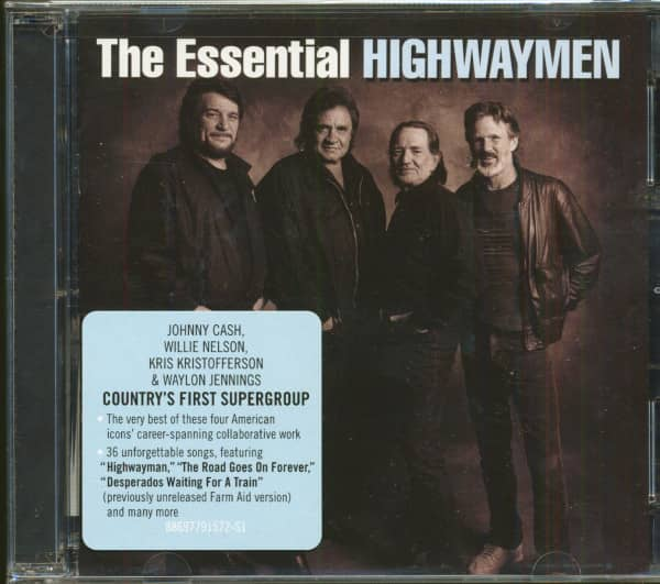 The Essential Highwaymen (2-CD)