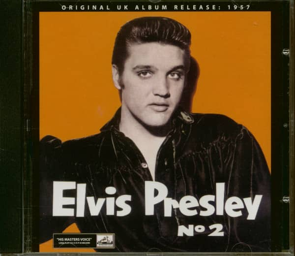 Elvis Presley No.2 (CD)