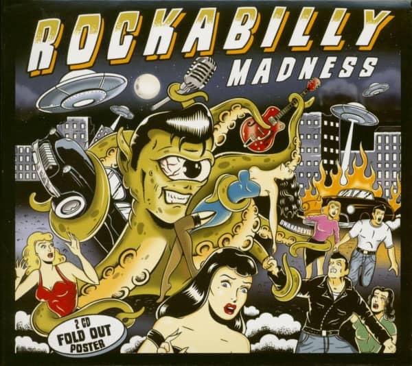 Rockabilly Madness (2-CD)