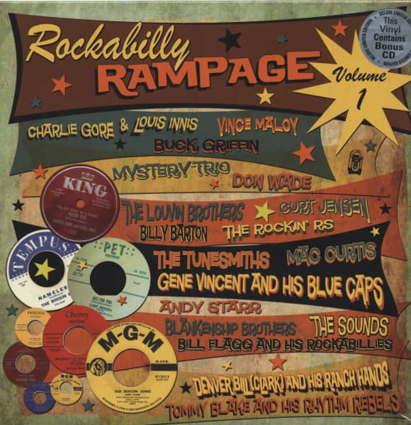 Rockabilly Rampage Vol.1