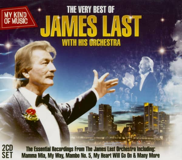 My Kind Of Music - Very Best Of James Last (2-CD)