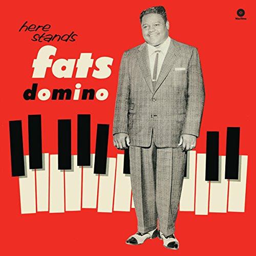 Here Stands Fats Domino (Ltd. Edt 180g Vinyl)