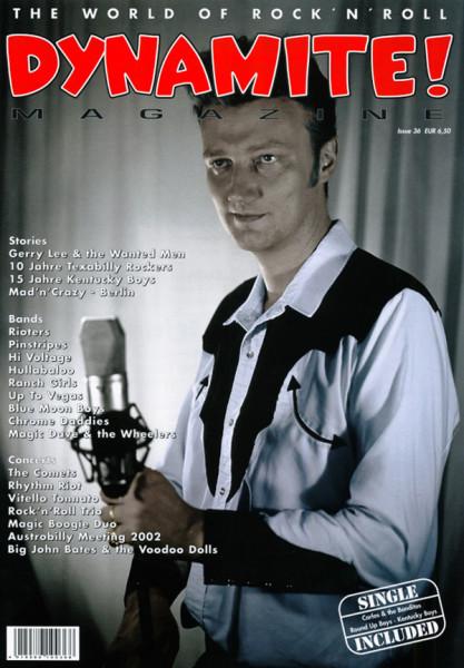 Nr.36 - Magazin & limited Single