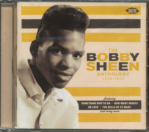 The Bobby Sheen Anthology 1958-1975 (CD)