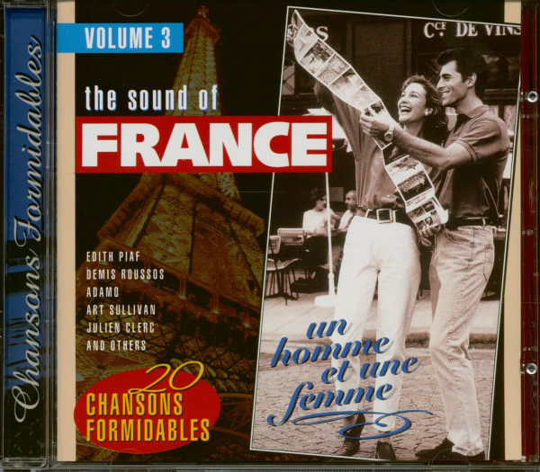 The Sound Of France Vol.3 (CD)