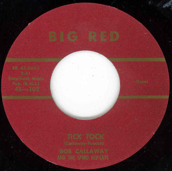 Tick Tock - What's The Matter With Me (7inch, 45rpm)