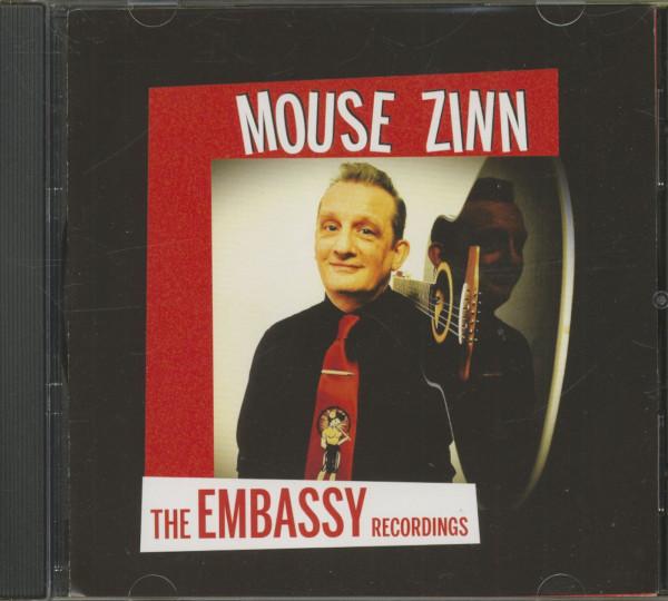 The Embassy Recordings (CD)