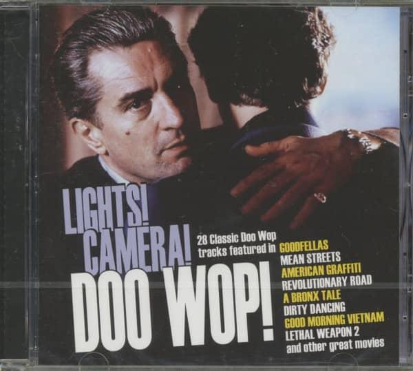 Lights - Camera - Doo Wop (CD)