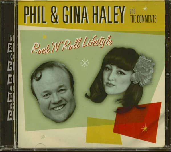 Phil & Gina Haley - Rock'n'Roll Lifestyle (CD)