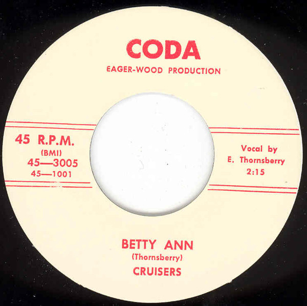 Betty Ann - You Made A Fool Out Of Me