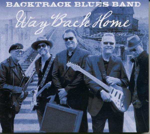 Way Back Home (CD)