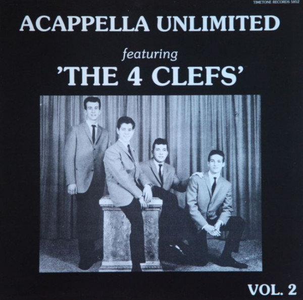 Acappella Unlimited Vol.2 (LP)
