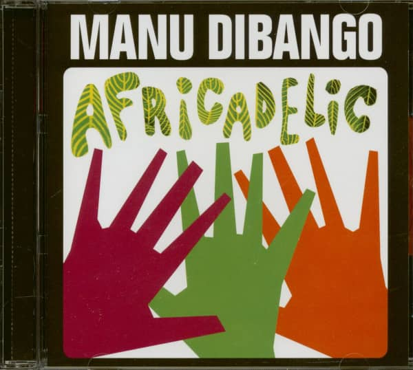 Africadelic (CD)