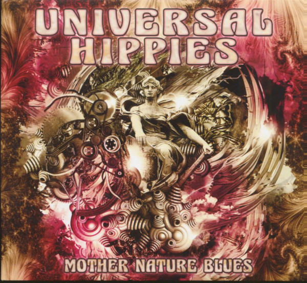 Mother Nature Blues (CD)