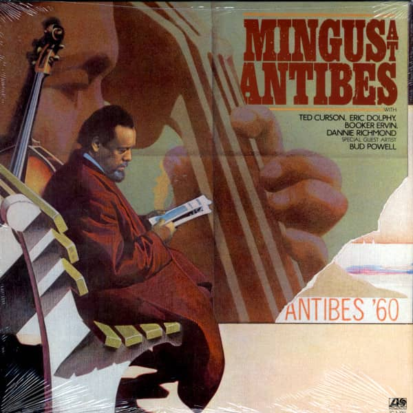 Mingus At Antibes (2-LP)