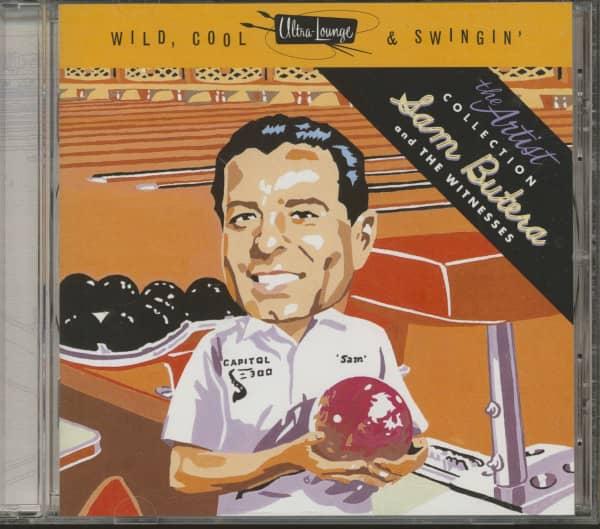 Ultra Lounge - Wild, Cool & Swinging' (CD)