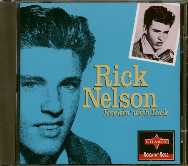 Rockin' With Ricky (CD)