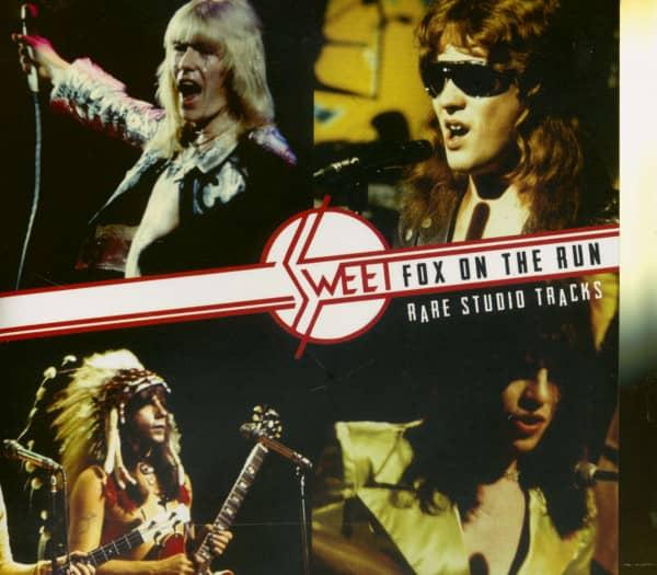 Fox On The Run - Rare Studio Tracks (CD)
