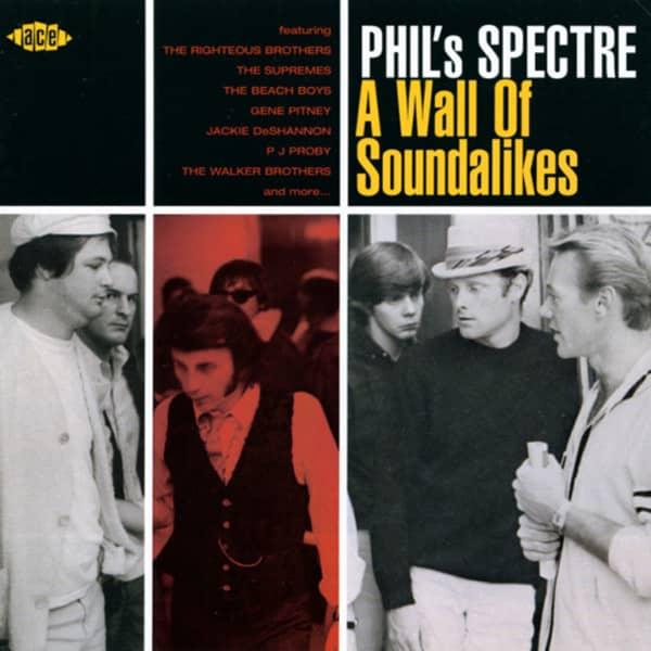 Phil's Spectre - A Wall Of Soundalikes