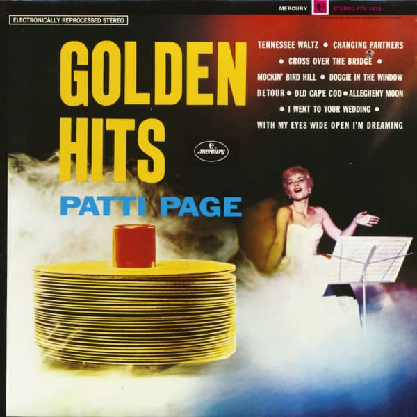 Patti Page's Golden Hits (LP)