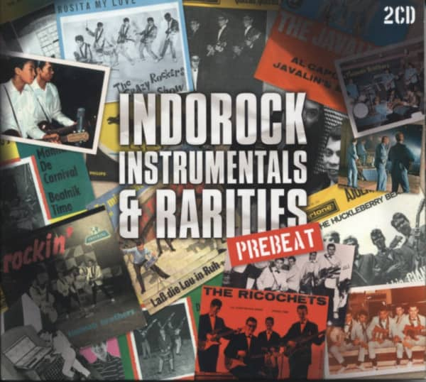 Indorock Instrumentals & Rarities (2-CD)