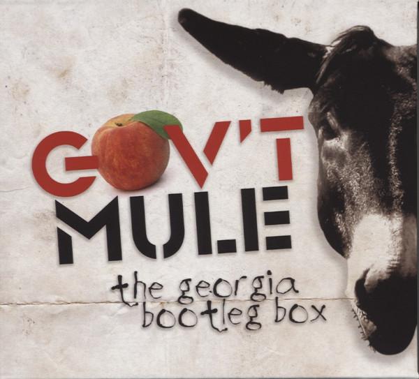 Georgia Bootleg Box (6-CD)