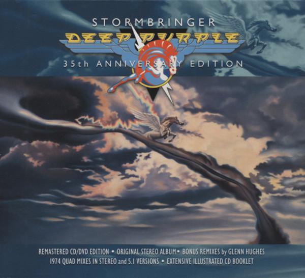 Stormbringer - 35th Anniversry CD&DVD(Audio)