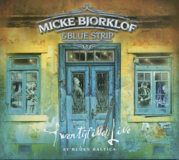 Twentyfive Live At Blues Baltica (2-CD)