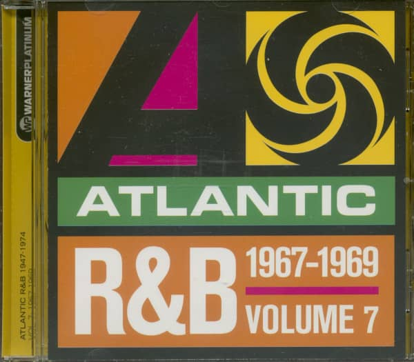 Vol.7, Atlantic R&B 1967-1969