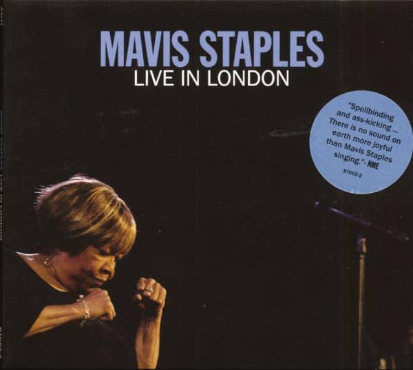 Live In London (CD)