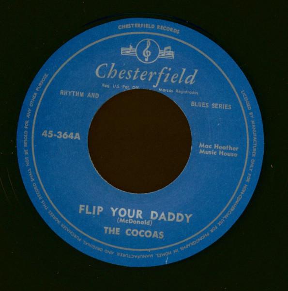 Flip Your Daddy - Ooooo! Ooooo! (7inch, 45rpm)