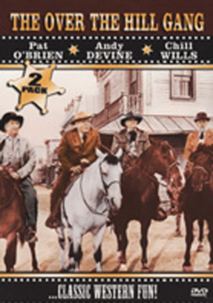 The Over The Hill Gang 2-DVD (0)