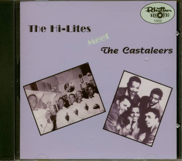 The Hi-Lites Meet The Castaleers (CD)