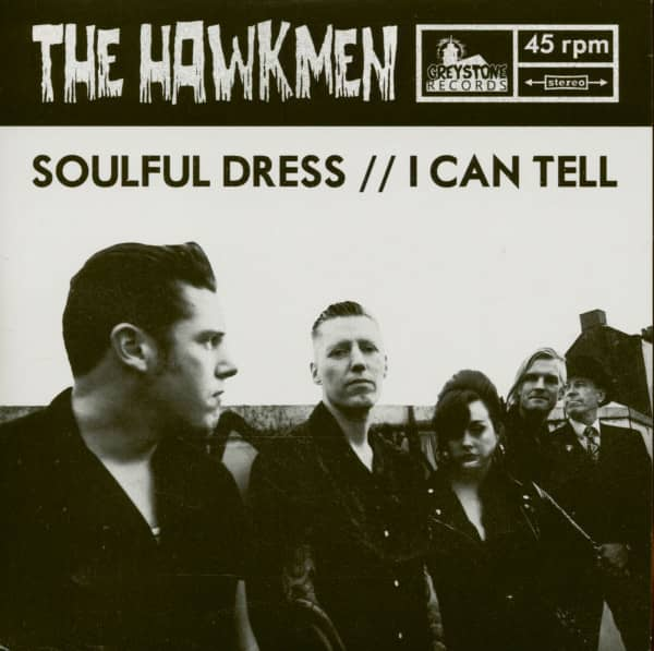 Soulful Dress - I Can Tell (7inch, 45rpm, PS, SC)