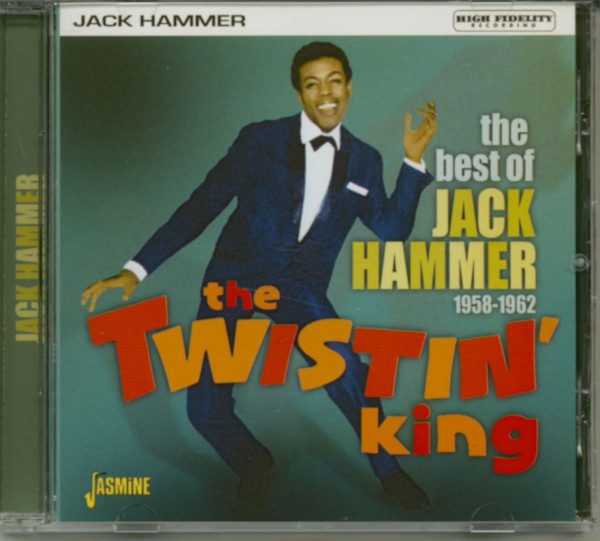 Twistin' King (CD)