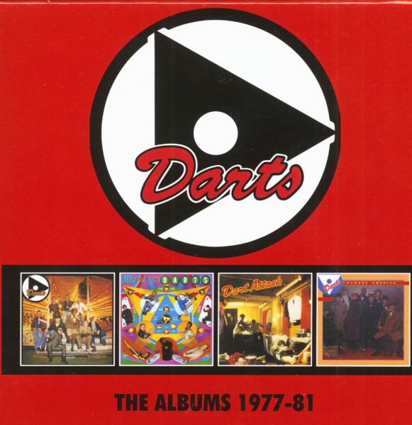 The Albums 1977-1981 (4-CD)