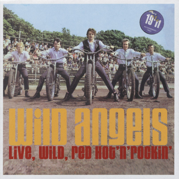 Live, Wild, Red Hot & Rockin' (2-CD)