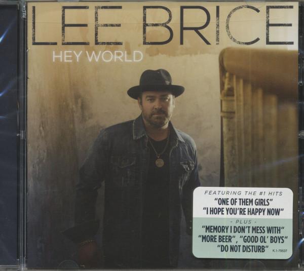 Hey World (CD)