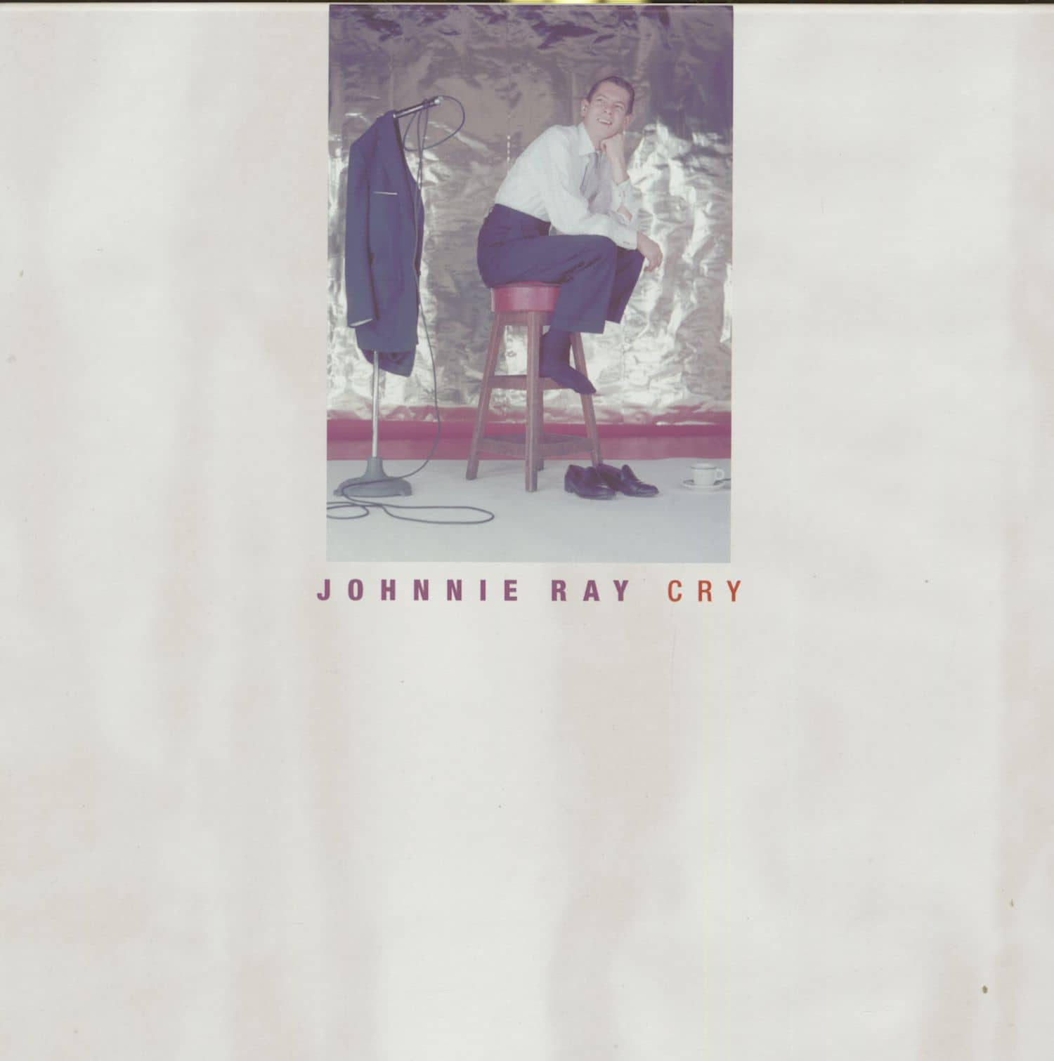 Johnnie Ray Cry (5-CD)
