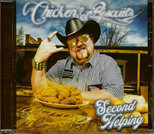 Chicken & Biscuits - Second Helping (CD)