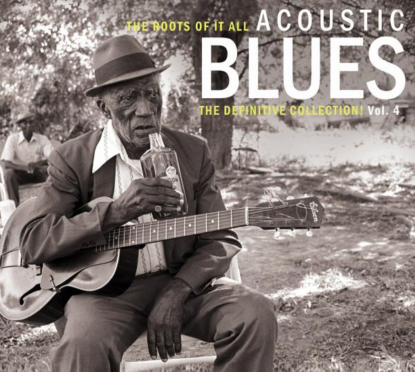 Acoustic Blues Vol.4 (2-CD)