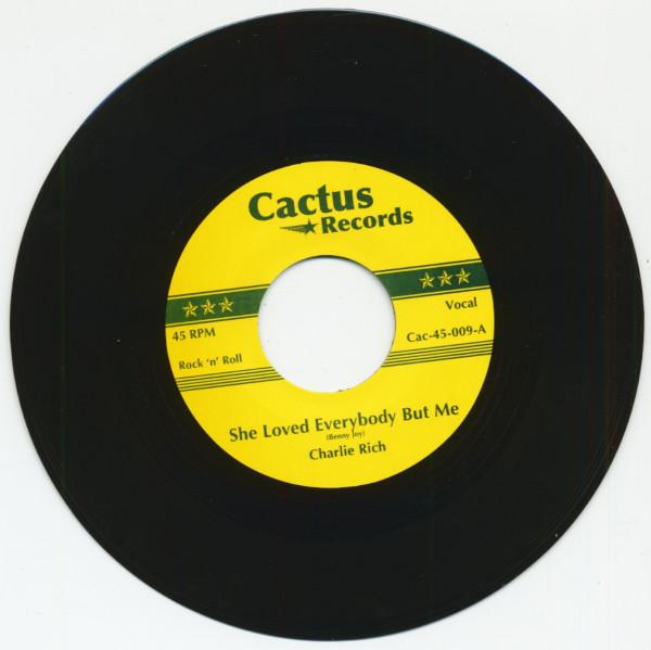 Charlie Rich - Herbie Smith (7inch, 45rpm)