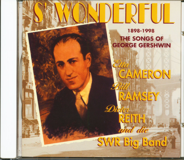 S'Wonderful - The Songs Of George Gershwin (CD)