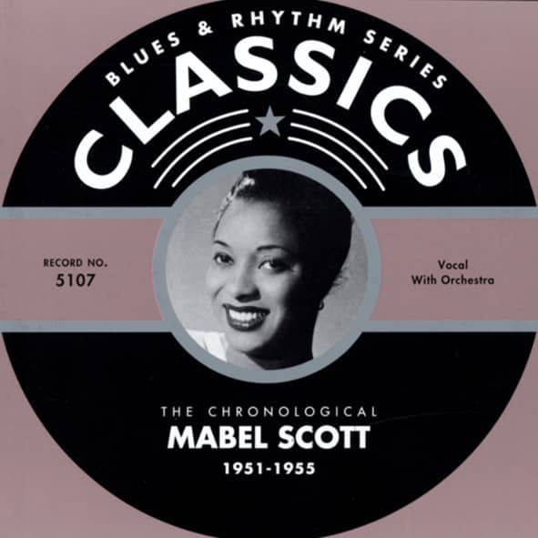Mabel Scott Cd The Chronological Bear Family Records
