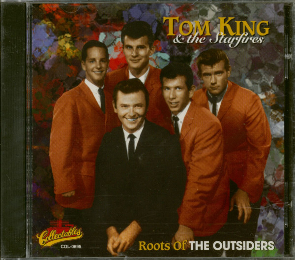 Roots Of The Outsiders (CD)