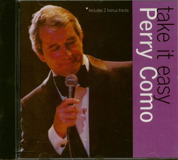Take It Easy (CD)